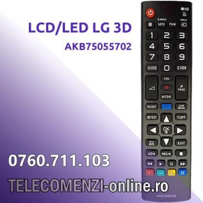 Telecomanda universala LG AKB75055702