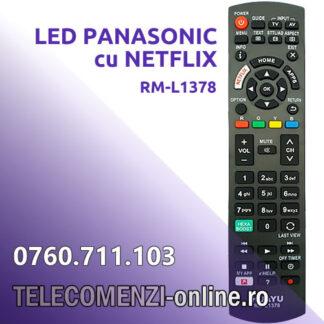 Telecomanda universala Panasonic RM-L1378