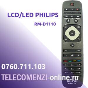 Telecomanda universala Philips RM-D1110