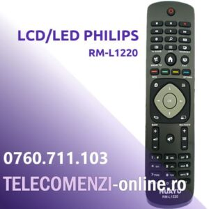 Telecomanda universala Philips RM-L1220