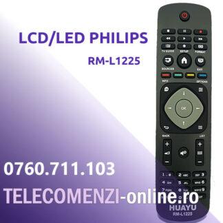 Telecomanda universala PHILIPS RM-L1225