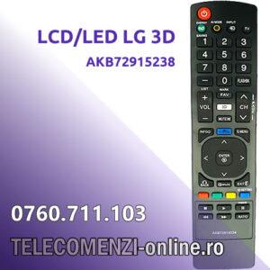 Telecomanda LG AKB72915238