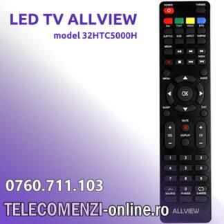 Telecomanda ALLVIEW model 32HTC5000H