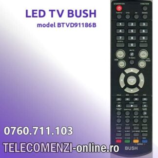 Telecomanda BUSH model BTVD91186B