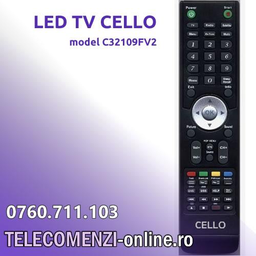 Telecomanda CELLO model C32109FV2