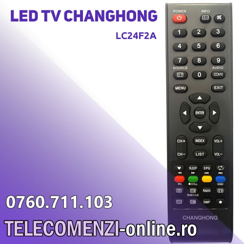 Telecomanda Changhong LC24F2A
