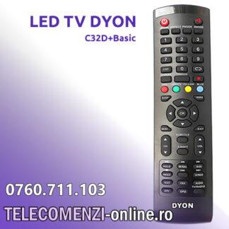 Telecomanda DyonC32D+Basic