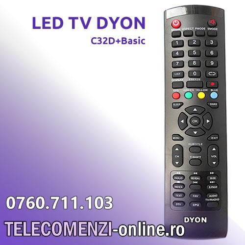 Telecomanda Dyon C32D Basic