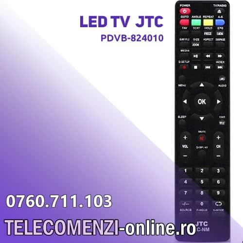 Telecomanda JTC PDVB-824010