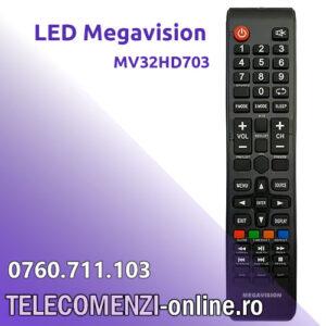 Telecomanda Mega Vision MV32HD703