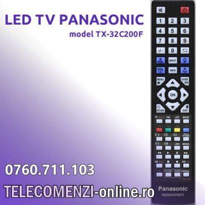 Telecomanda Panasonic TX-32C200F