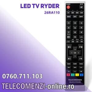 Telecomanda RYDER 26RA110