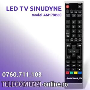 Telecomanda Sinudyne AM178B60