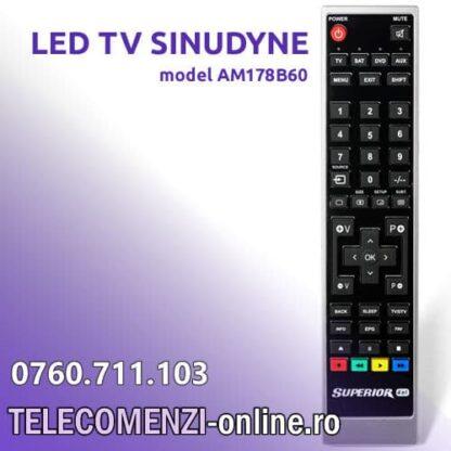 Telecomanda Sinudyne AM178B60