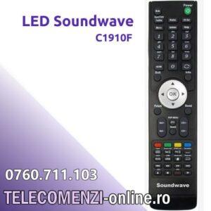 Telecomanda Soundwave C1910F