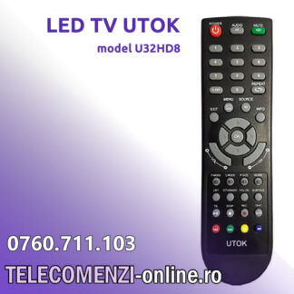 Telecomanda UTOK model U32HD8