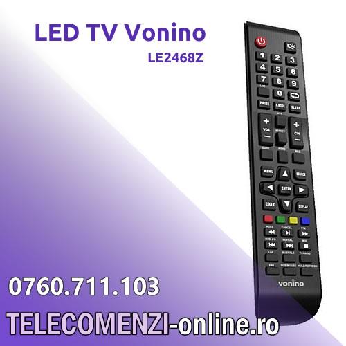 Telecomanda Vonino LE2468Z