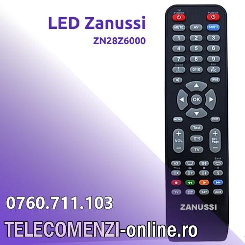 Telecomanda Zanussi ZN28Z6000