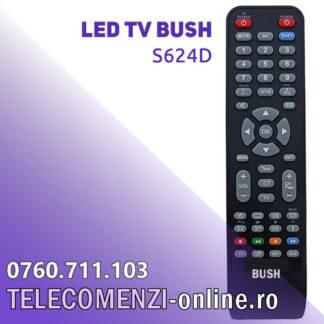 Telecomanda Bush S624D