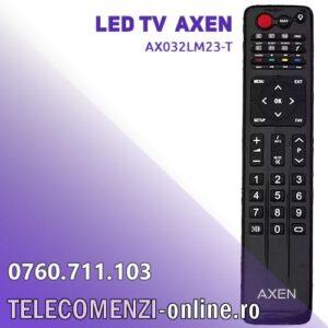 TelecomandaAXEN AX032LM23T