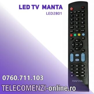 Telecomanda Manta LED2801 LED3202