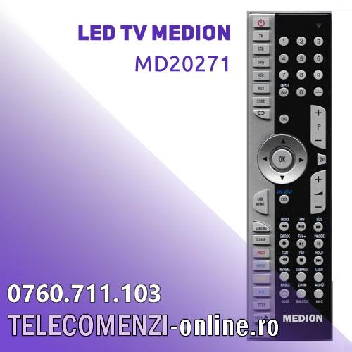 Telecomanda Medion MD20271