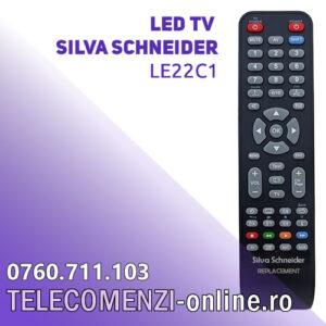 Telecomanda Silva Schneider LDT2165DVD