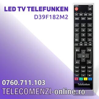 Telecomanda Telefunken D39F182M2