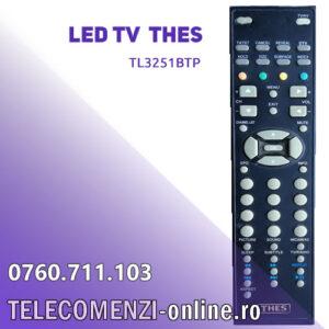 Telecomanda Thes TL3251BTP