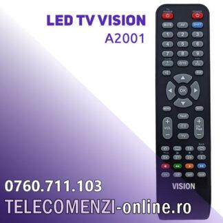 Telecomanda Vision A2001