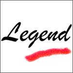 Legend logo brand