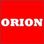 Orion logo brand