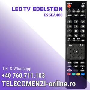 Telecomanda Edelstein E26EA400