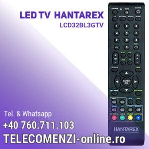 Telecomanda-Hantarex-LCD32BL3GTV