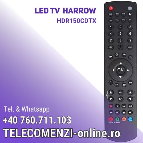 Telecomanda Harrow HDR150CDTX