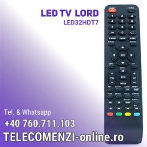 Telecomanda Lord LED32HDT7