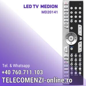 Telecomanda Medion MD21491