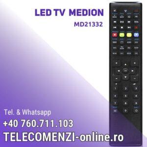Telecomanda Medion MD21332