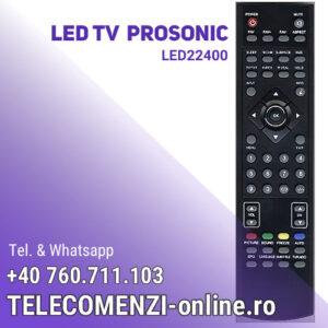 Telecomanda Prosonic LED22400