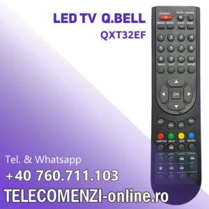 Telecomanda Q.Bell QXT32EF
