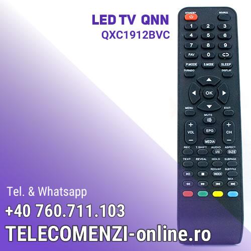 Telecomanda QNN QXC1912BVC