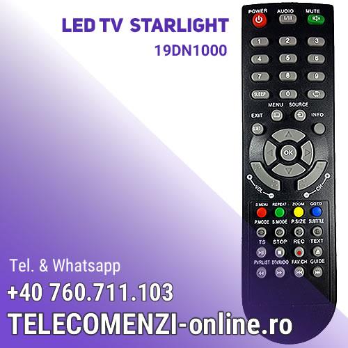 Telecomanda Starlight 19DN1000