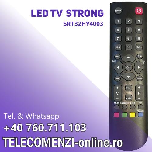 Telecomanda Strong SRT32HY4003