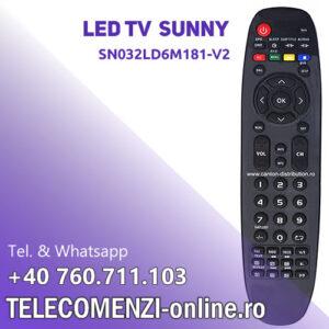 Telecomanda Sunny SN032LD6M181-V2