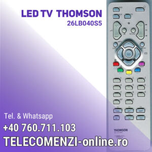 Telecomanda Thomson 26LB040S5