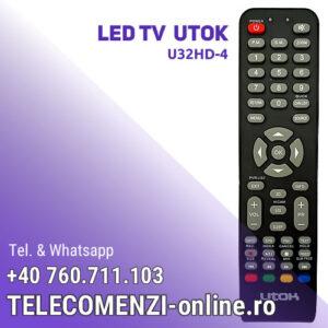 Telecomanda Utok U32HD-4
