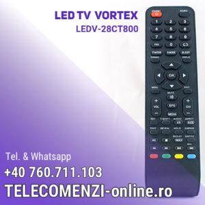 Telecomanda Vortex LEDV-28CT800