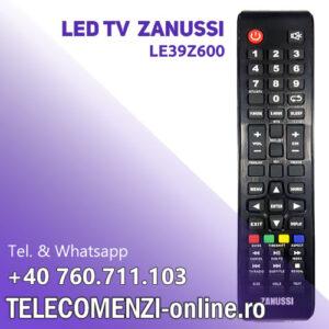 Telecomanda Zanussi LE39Z600