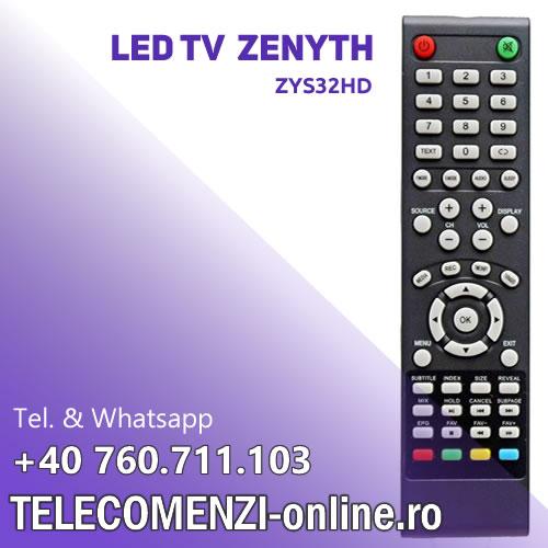 Telecomanda Zenyth ZYS32HD