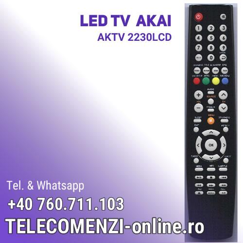 Telecomanda Akai AKTV 2230LCD